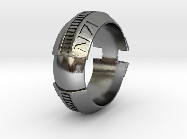 Thermal Clip Ring 11.5 3d printed