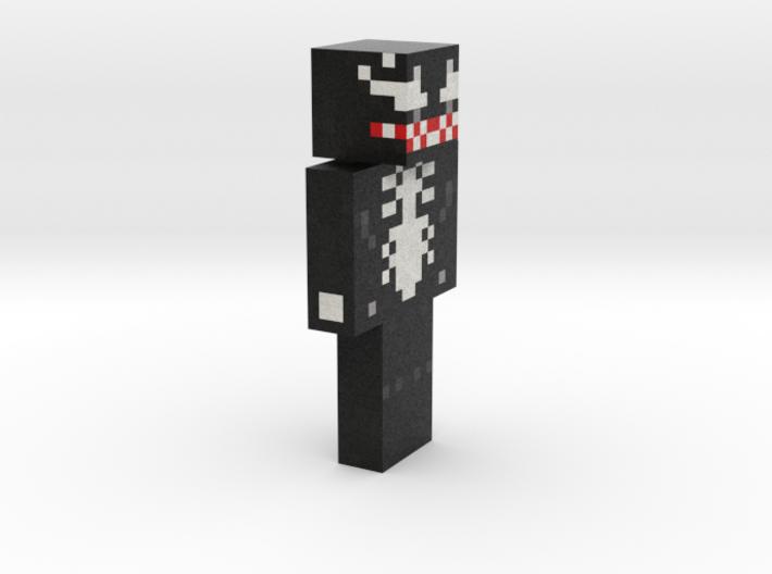 6cm | venom_extreme 3d printed