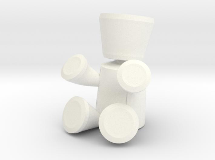 FutureBot Small 3d printed