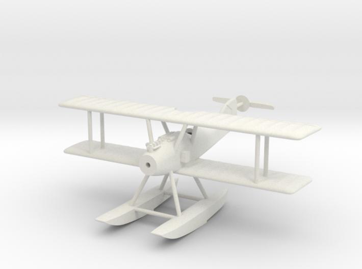 1/144 Albatros W.4 (early) 3d printed