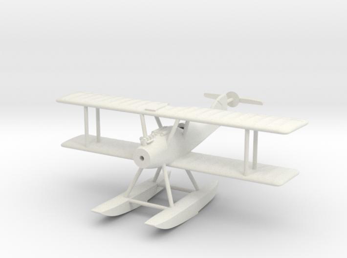 1/144 Albatros W.4 (late) 3d printed