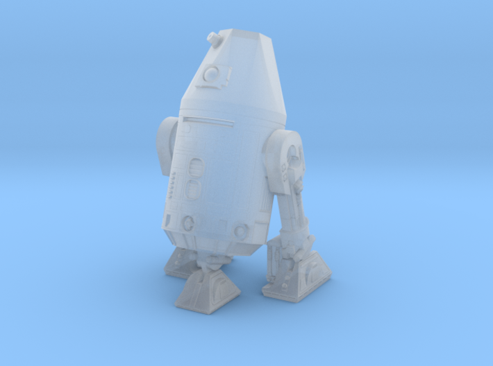 1/48 (O) Scale Robot-4 3-Legs 3d printed