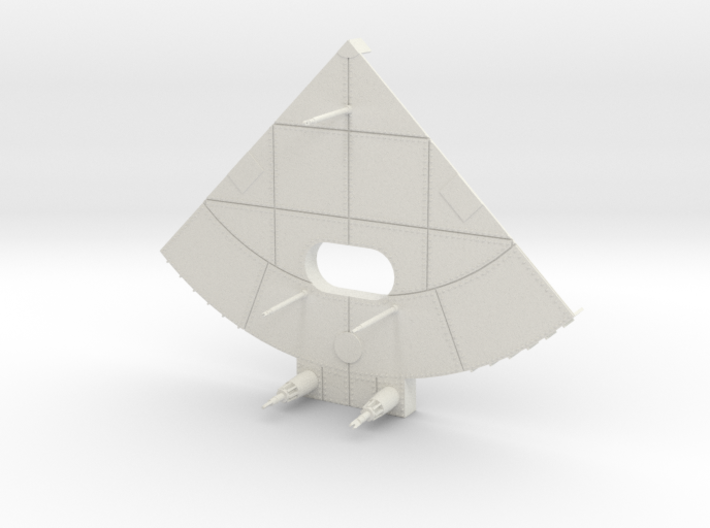 F1 3D Base 1:36 Main 3d printed