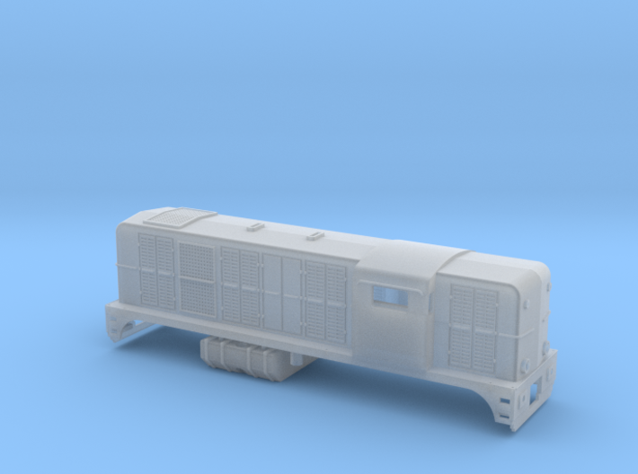 N 2501 DE NS LifeLike NEM 3d printed