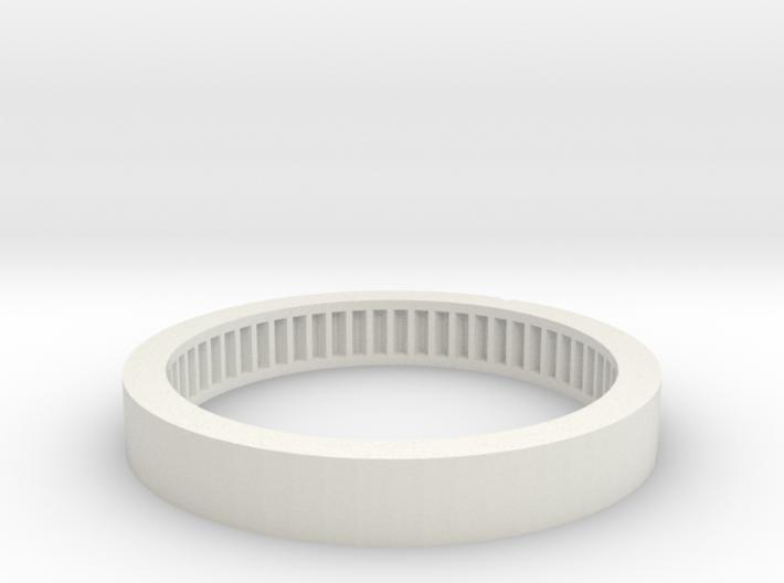 Ring Wheel 3d printed