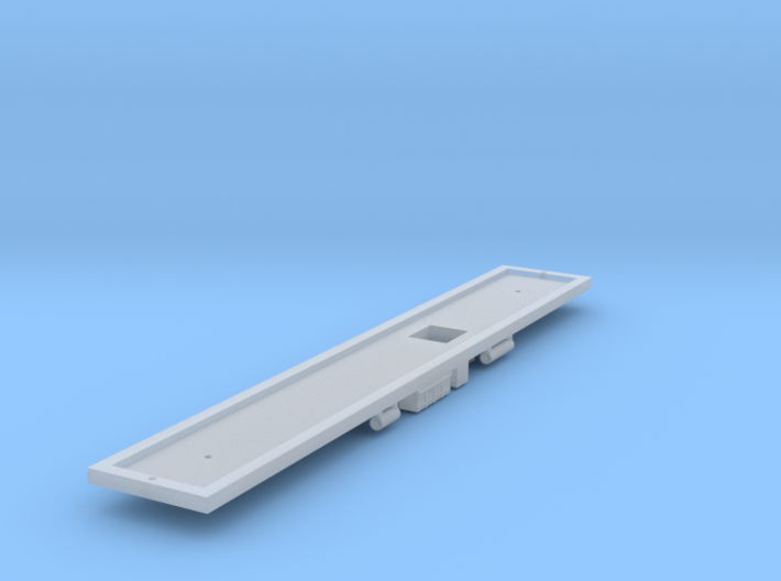 TT Scale 1:120 Floor for Budd R32 3d printed