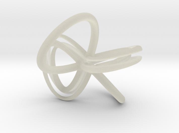 Cut Moebius 3d printed