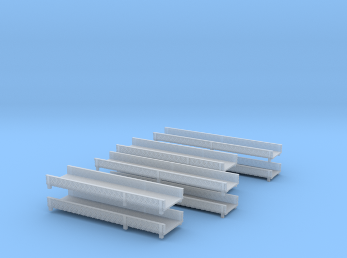 Leiterpritschen 4x 3d printed