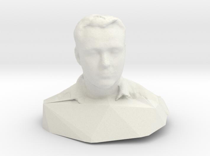kaiser bust 4 3d printed
