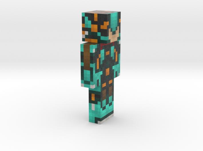 6cm | Pyrominecraft2 3d printed