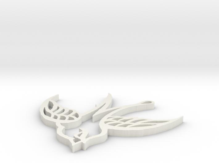 SPARROW 3d printed