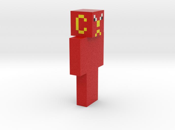6cm | crittermason 3d printed