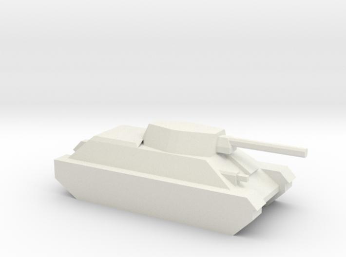 T-34/76 3d printed
