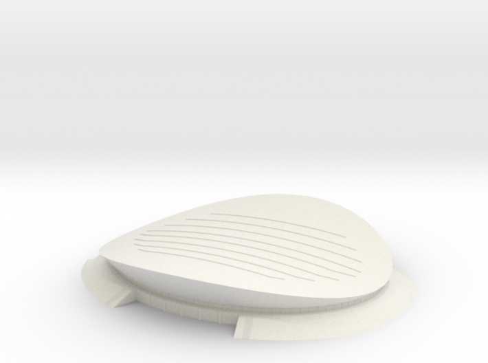 Olympic Velodrome 3d printed