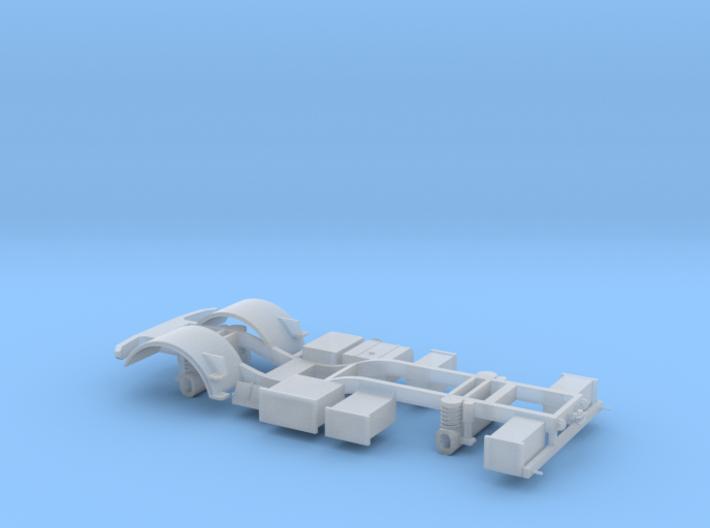 Fahrgestell stl 3d printed