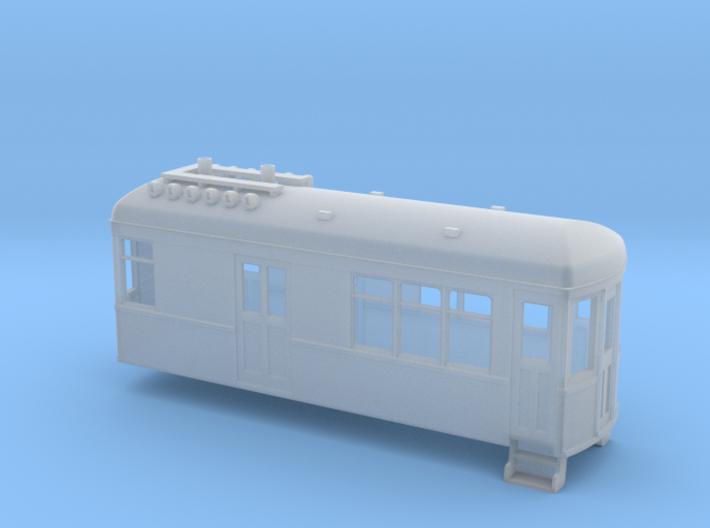 hon30 short gas electric 3d printed