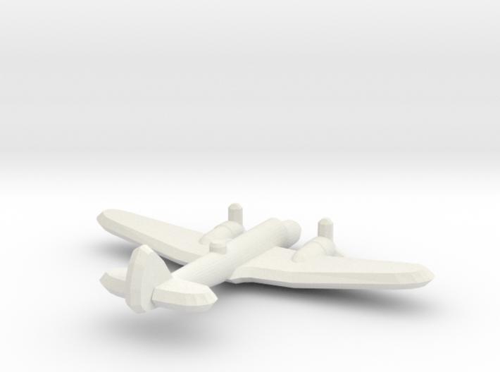 Bristol Blenheim Mk. IV 1:900 3d printed