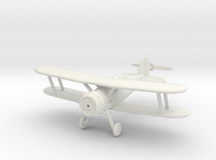 1/144 Gloster Gladiator Mk.I 3d printed