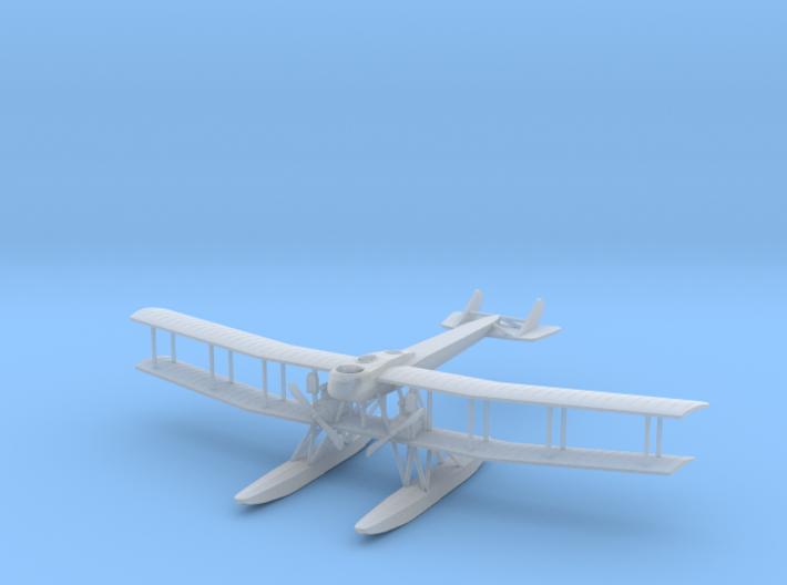 1:200 Scale Gotha UWD 3d printed