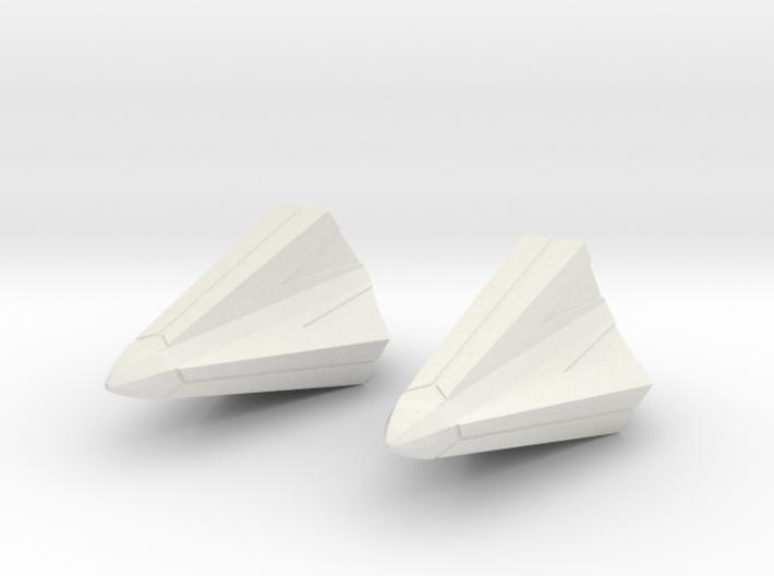 crystal ship 350 final 01 pair b 3d printed