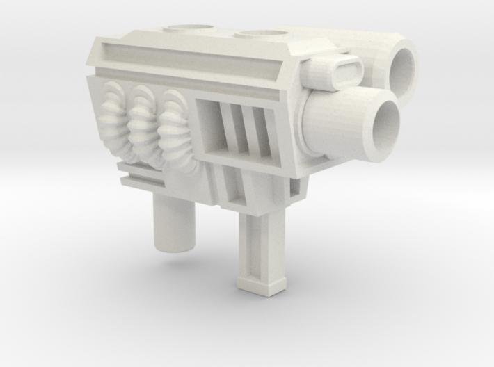 Generation 2 Sideswipe 5mm Gun 3d printed