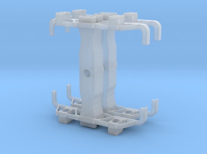 archbar ho 3d printed