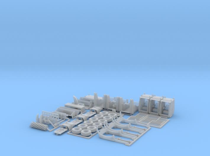LenniSkidLoader 3d printed
