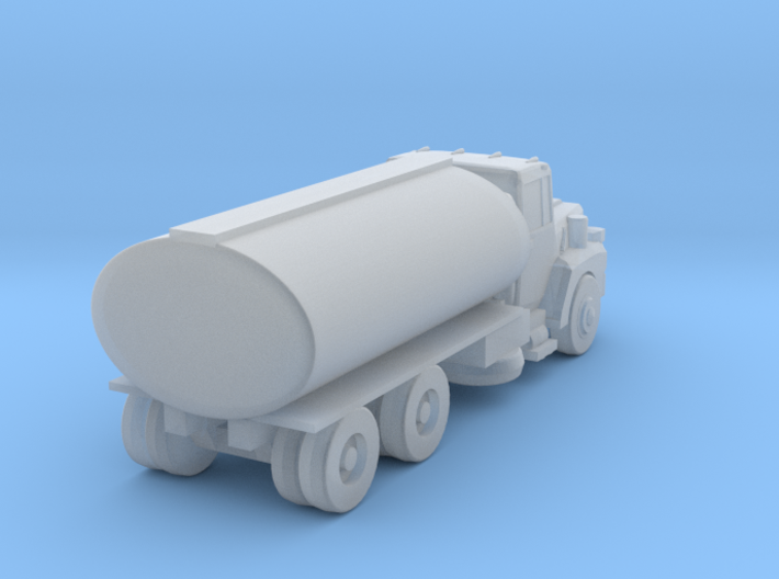 Mack Tank Truck Ultra - Zscale 3d printed