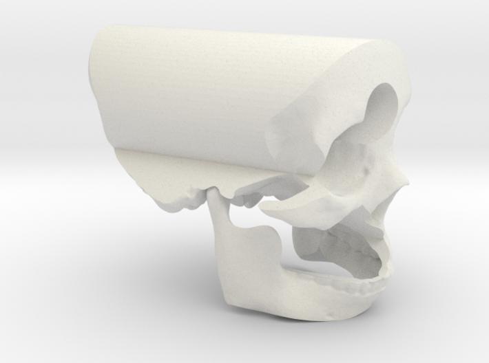 Amperskull 3d printed