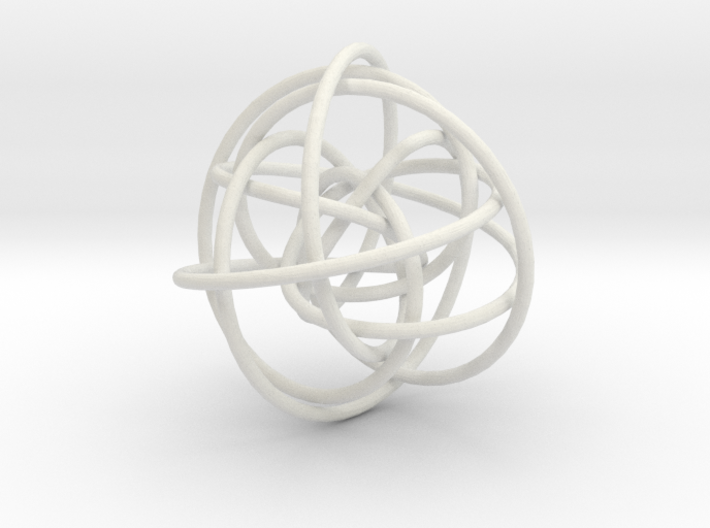 wow knot 3d printed