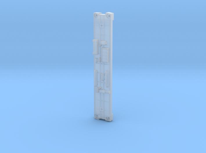 CTA 4000 N floor 3d printed