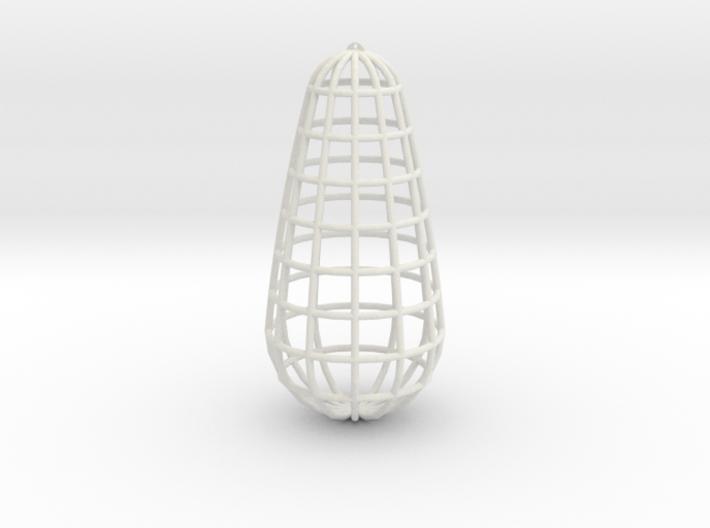 Ball Ball Pear 3d printed