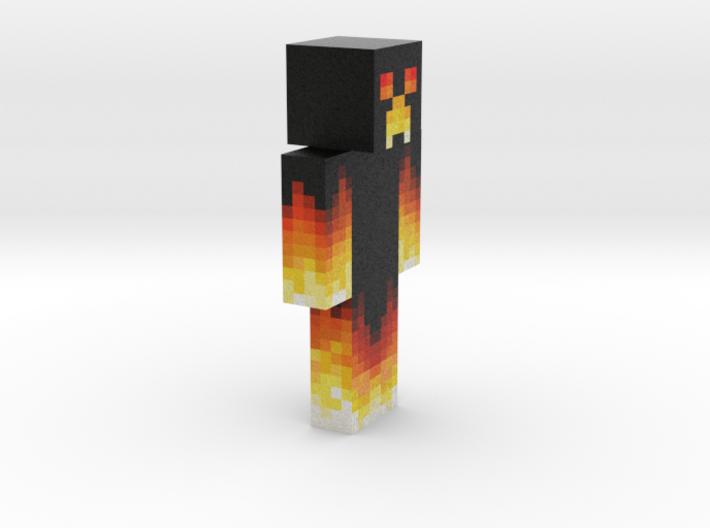 12cm | F1r3tar 3d printed