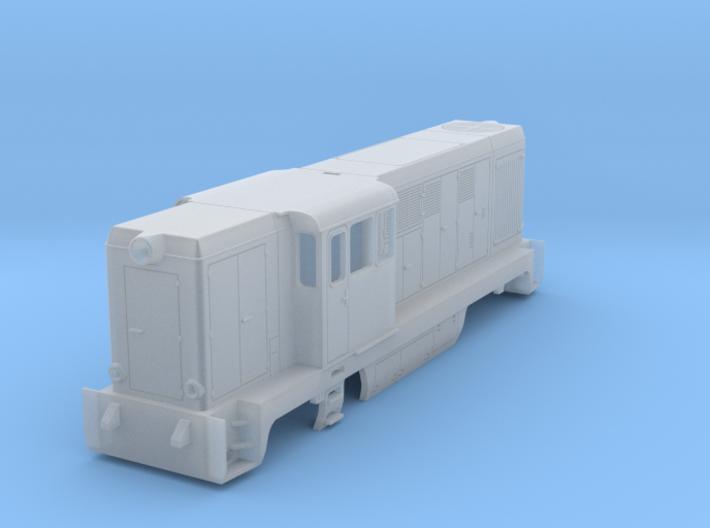 FAUR L45H (PKP Lxd2) TTe 3d printed
