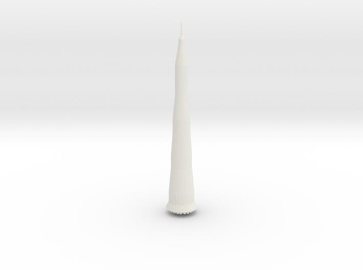N 1 Rocket 3d printed