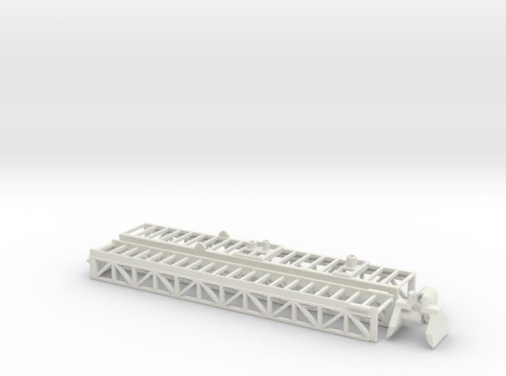 Hot Spot Upgrade Kit 3d printed