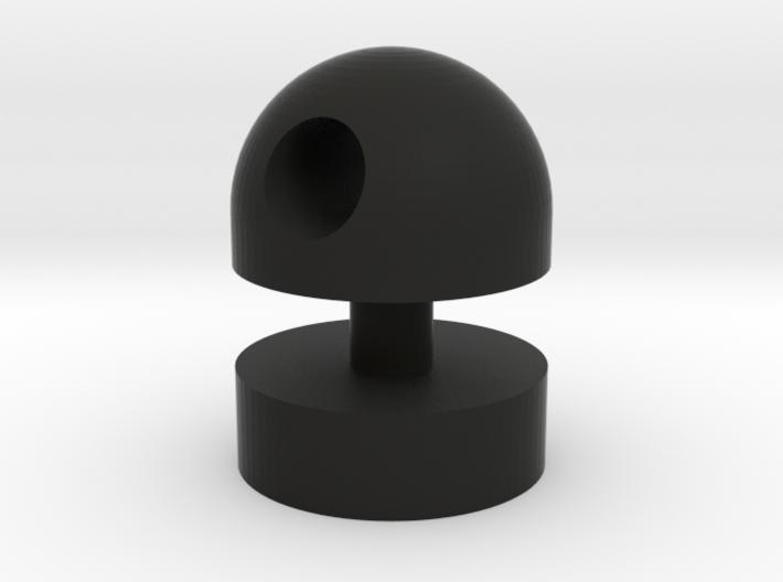 Classic Knob 3d printed