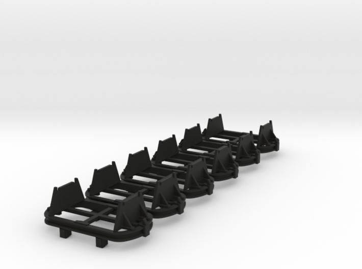 O9 Skip underframe 3d printed