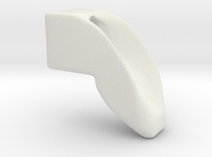smooth dogleg 3d printed
