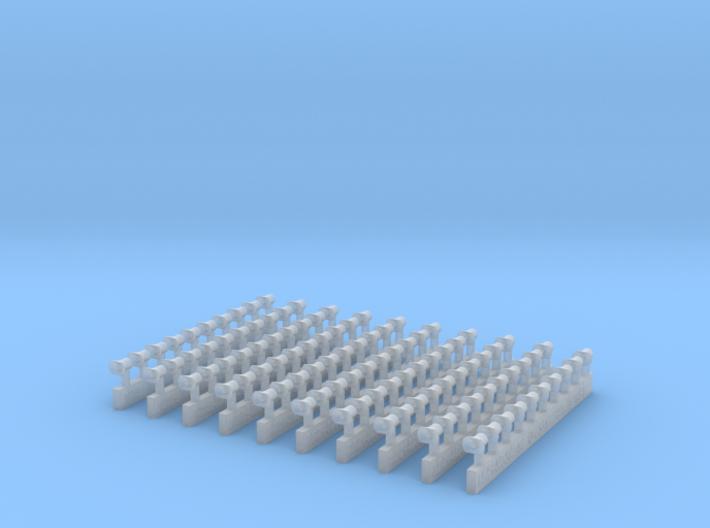 Druckkammerlautsprecher groß 10 x für HLF 3d printed
