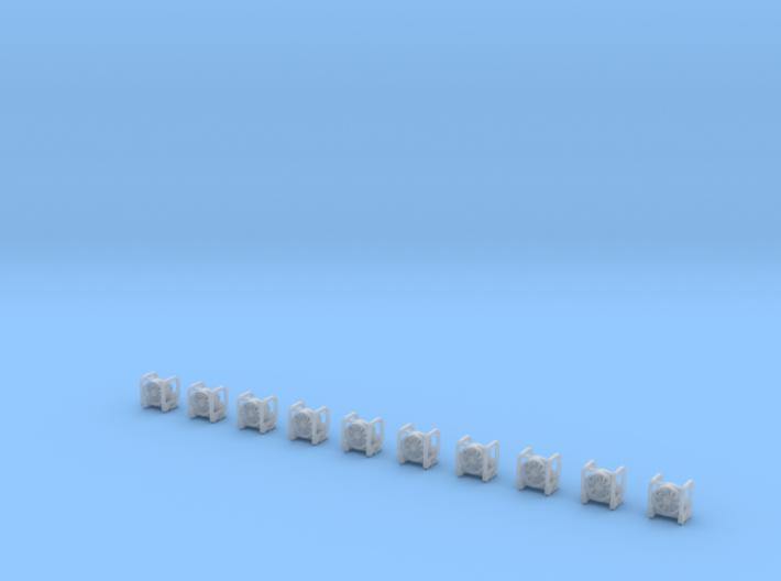 Elektrolüfter 10x stl 3d printed