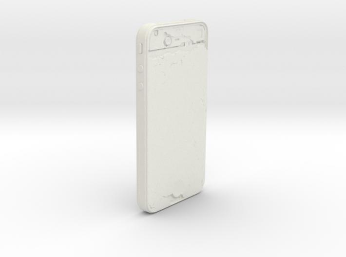 iPhone 4 3d printed