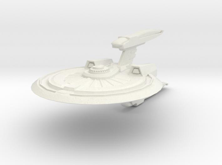 Wildcat Class Destroyer 3d printed