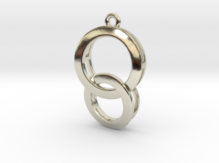 Circles 3d printed