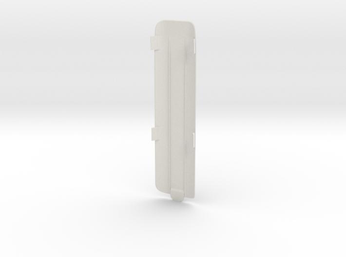 Wind Skimmer - Hatch 3d printed