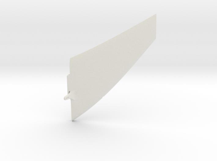 Wind Skimmer - Left Elevator 3d printed