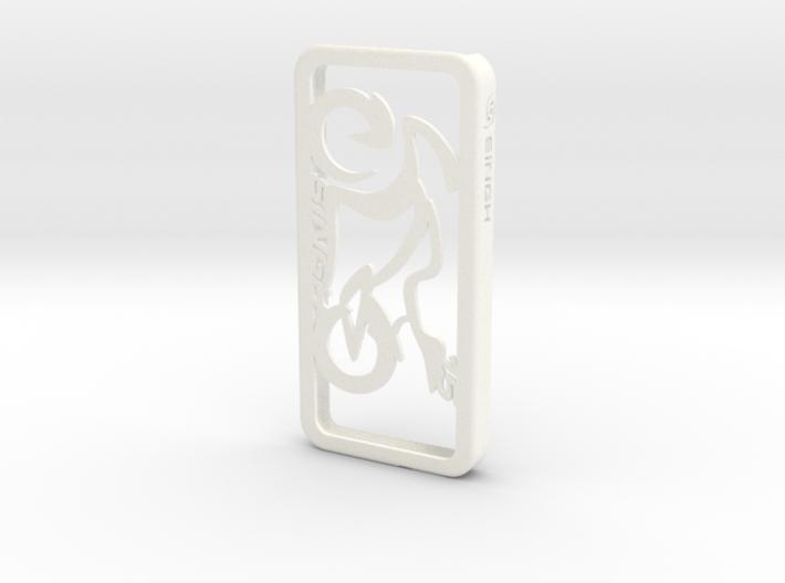 iPhone Case Sportbike Minimal Design Singh15 3d printed