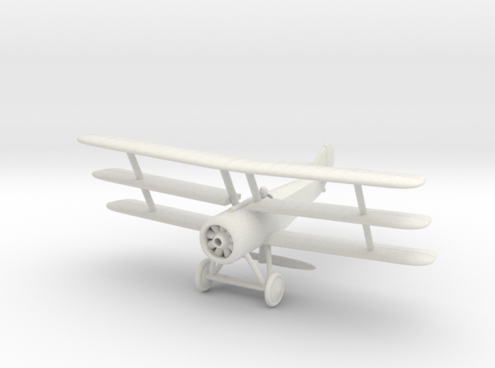 Sopwith Triplane (Various Scales) 3d printed