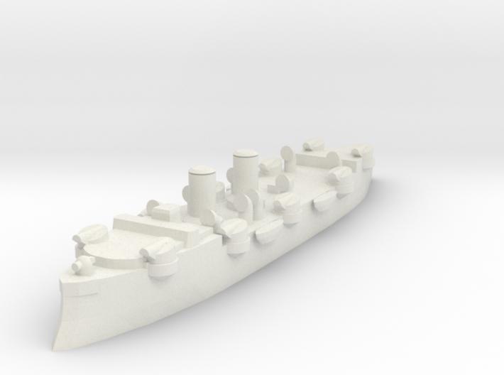 USS Baltimore (C-3) 1:1800 x1 3d printed