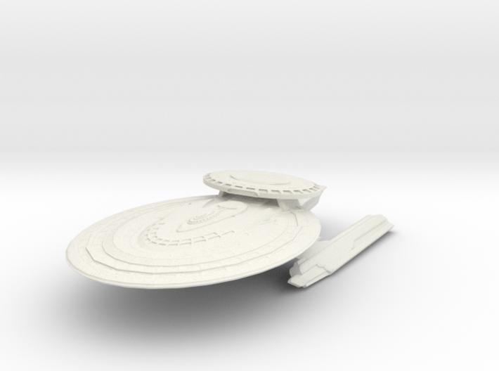 Achilles Class HvyCruiser 3d printed